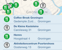 Horeca Inspectie kaart App NVWA