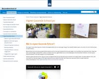 RIVM gezonde school